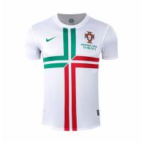 Portugal Retro Soccer Jersey Away Replica 2012