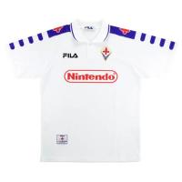 Fiorentina Retro Soccer Jersey Away Replica 1998/99