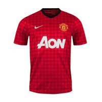 Manchester United Retro Soccer Jersey Home Replica 2012/13