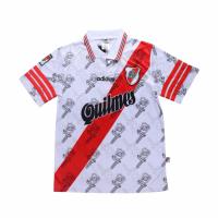 River Plate Retro Soccer Jersey Home Replica 1996/97