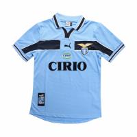 Lazio Retro Soccer Jersey Home Replica 1999/00