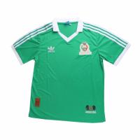 Mexico Retro Soccer Jersey Home Replica World Cup 1986