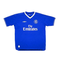 Chelsea Retro Soccer Jersey Home Replica 2003/05