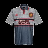 Manchester United Retro Soccer Jersey Third Away Replica 1995/96