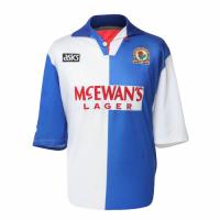 Blackburn Rovers Soccer Jersey Home Retro Replica 1994/95