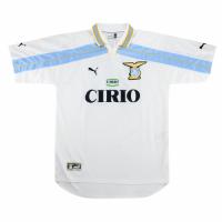 Lazio Retro Soccer Jersey Away Replica 1999/00