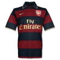 Arsenal Soccer Jersey Third Away Retro Replica 2007/08