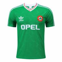 Ireland Retro Soccer Jersey Home Replica World Cup 1990
