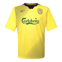 Liverpool Retro Soccer Jersey Away Replica 2004/05
