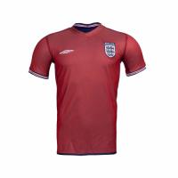 England Retro Soccer Jersey Away Replica World Cup 2002