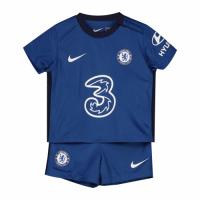 Chelsea Kids Soccer Jersey Home Kit (Shirt+Short) 2020/21