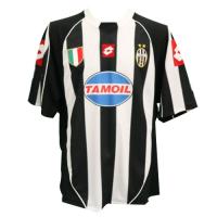 Juventus Retro Soccer Jersey Home Replica 2002/03