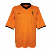 Netherlands Retro Soccer Jersey Home Replica Euro Cup 2000