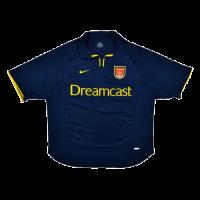 Arsenal Soccer Jersey Away Retro Replica 2000/02