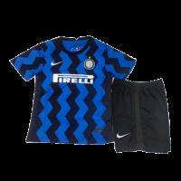 Inter Milan Kids Soccer Jersey Home Kit (Shirt+Short) 2020/21