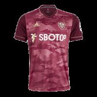 Leeds United Soccer Jersey Third Away (Player Version) 2020/21