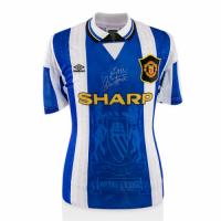 Manchester United Retro Soccer Jersey Third Away Replica 1994/95