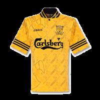Liverpool Retro Soccer Jersey Third Away Replica 1995/96