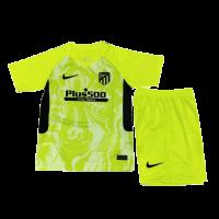 Atletico Madrid Kids Soccer Jesrey Third Away Kit (Shirt+Short) 2020/21