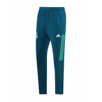 20/21 Real Madrid Navy&Green Training Trouser