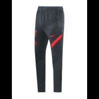 20/21 Liverpool Dark Gray&Red Training Trouser