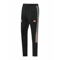 20/21 Manchester United Black&Pink Training Trouser