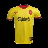 Liverpool Retro Soccer Jersey Away Replica 1997/99