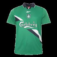 Liverpool Retro Soccer Jersey Away Replica 1999/00