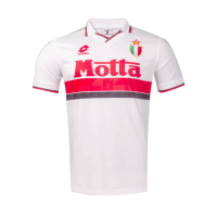 AC Milan Soccer Jersey Away Retro Replica 1993/94