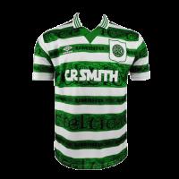 95/97 Celtic Home Green&White Retro Soccer Jerseys Shirt