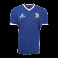 Argentina Retro Soccer Jersey Away Replica World Cup 1986