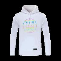 20/21 PSG White Hoody Sweater