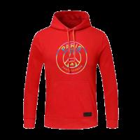 20/21 PSG Red Hoody Sweater