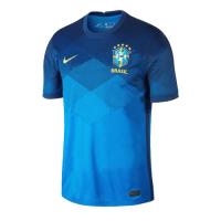 Brazil Soccer Jersey Away (Player Version) 2021
