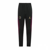 20/21 PSG Black&Dark Red&White Training Trouser