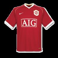 Manchester United Retro Soccer Jersey Home Replica 2006/07