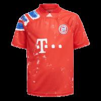 Bayern Munich Human Race Soccer Jersey (Player Version)