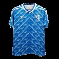 Netherlands Retro Soccer Jersey Away Replica 1988