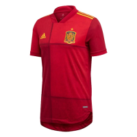 Spain Soccer Jersey Home (Player Version) 2020