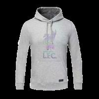 20/21 Liverpool Gray Hoody Sweater