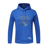 20/21 Manchester City Blue Hoodie Sweater
