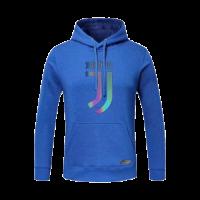 20/21 Juventus Blue Hoody Sweater