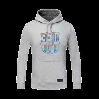 20/21 Barcelona Gray Hoody Sweater