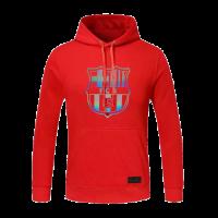 20/21 Barcelona Red Hoody Sweater