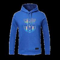 20/21 Barcelona Blue Hoody Sweater