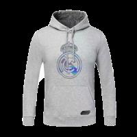 20/21 Real Madrid Gray Hoody Sweater