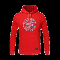 20/21 Bayren Munich Red Hoody Sweater