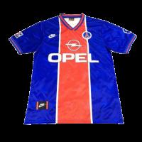 PSG Retro Soccer Jersey Home Replica 1995/96