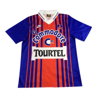 PSG Retro Soccer Jersey Home Replica 1993/94