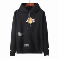 Men's Aape x LA Lakers Black Hoodie